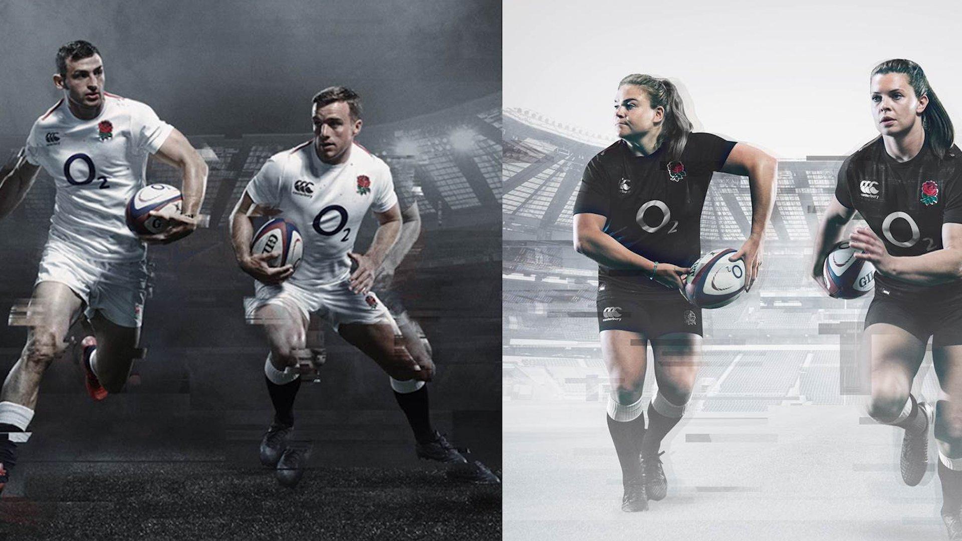 England Rugby Alternate Socks 2018//19