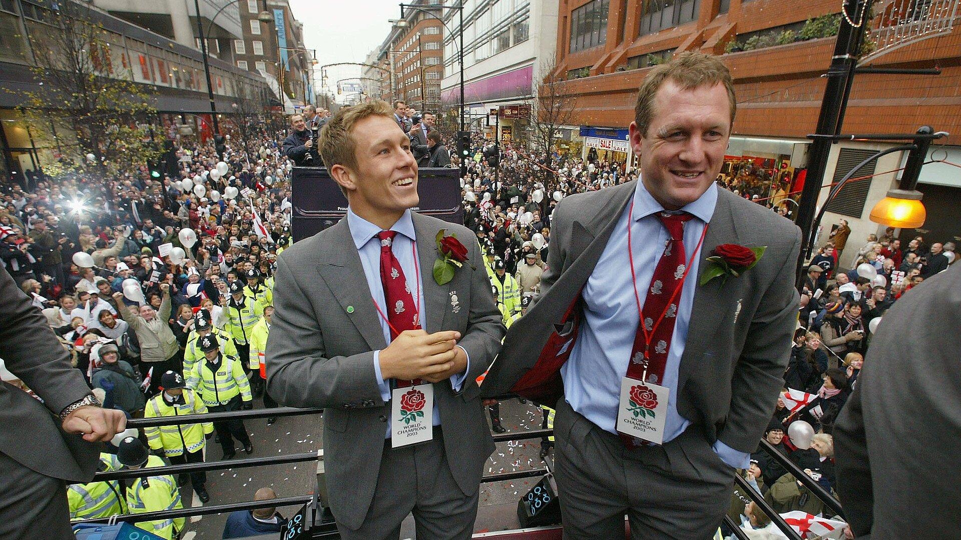 2003 England team