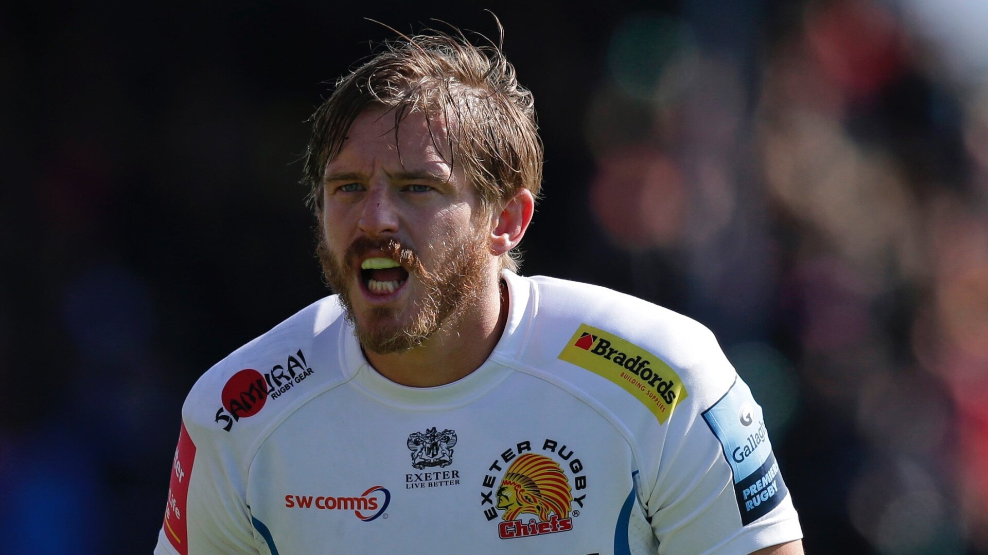 15 for 10 Exeter Chiefs