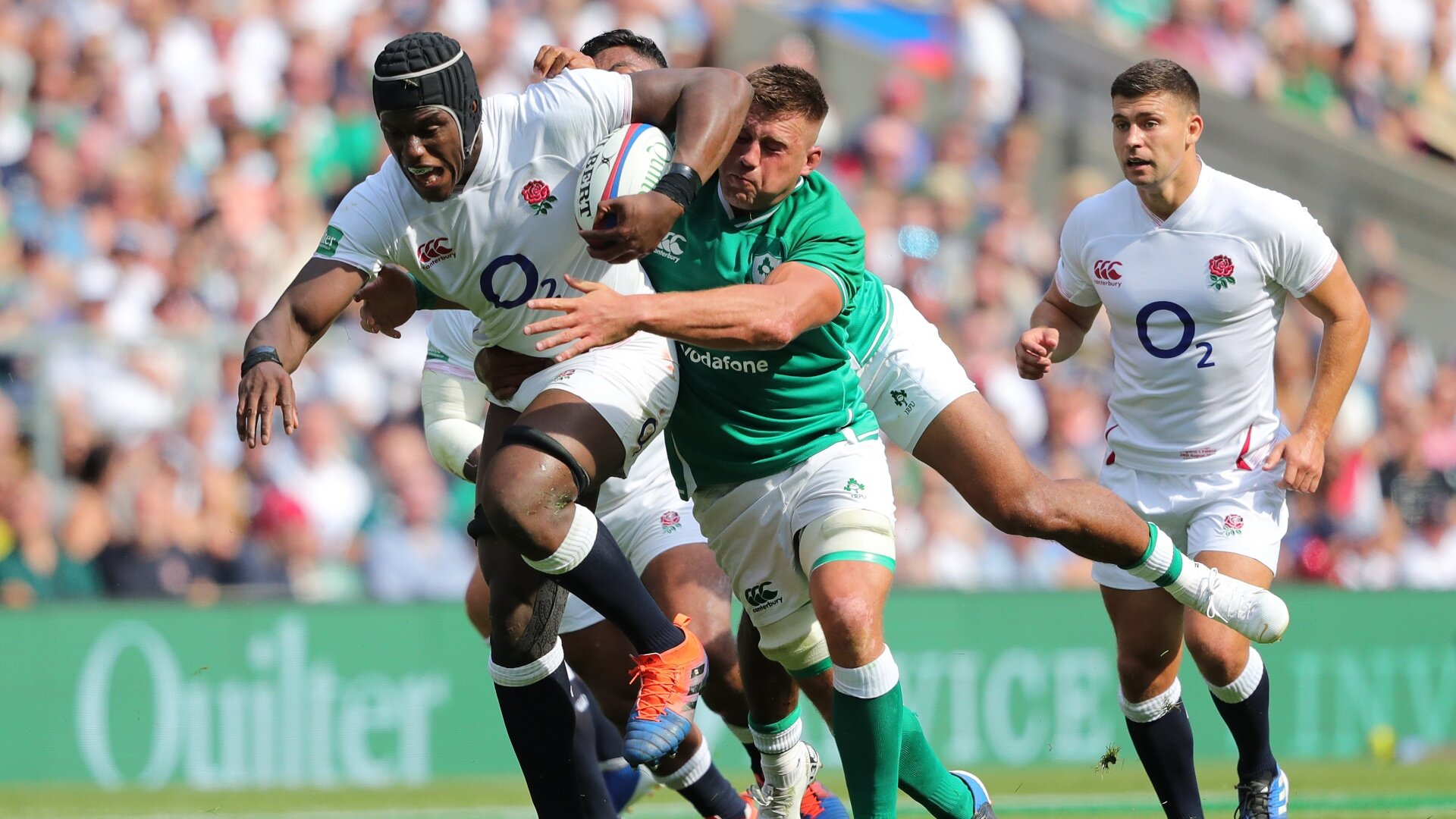 Rugby World Cup England preview