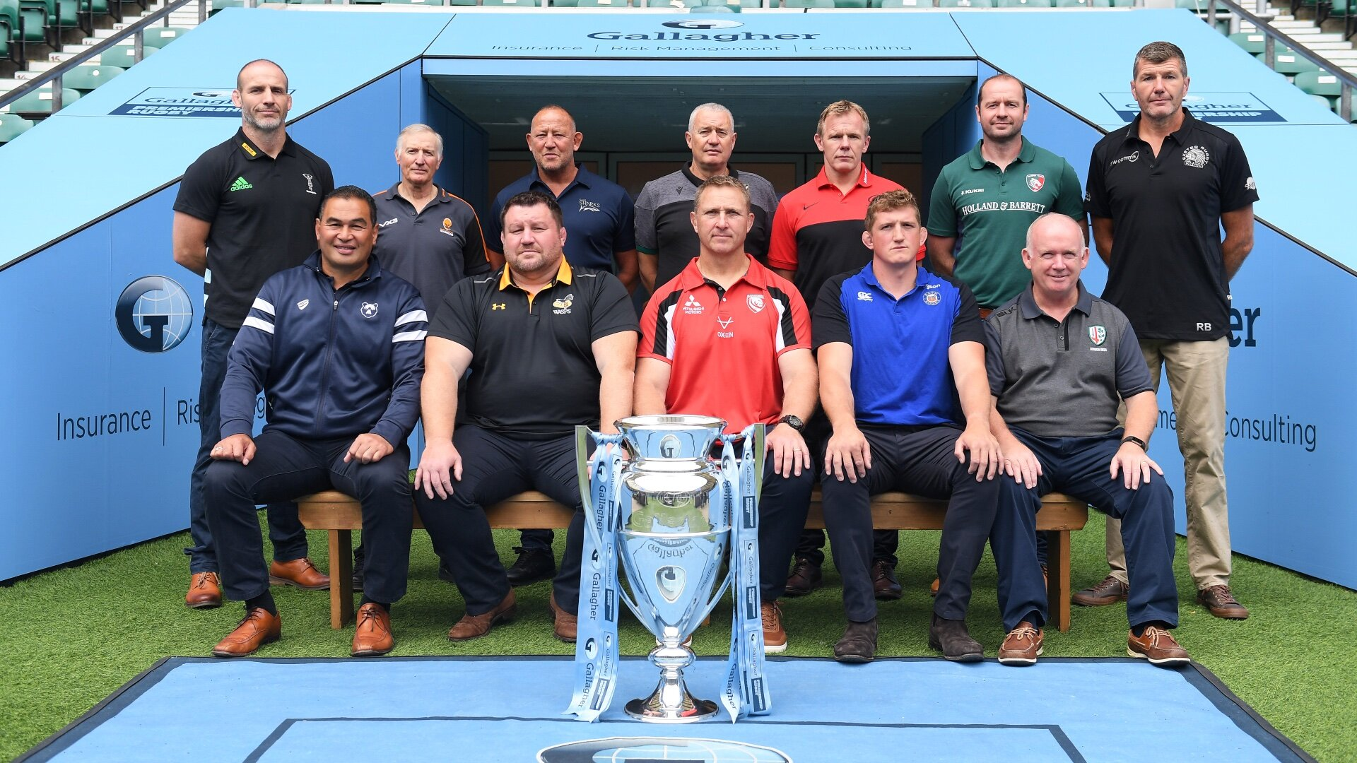 Gallagher Premiership rugby directors