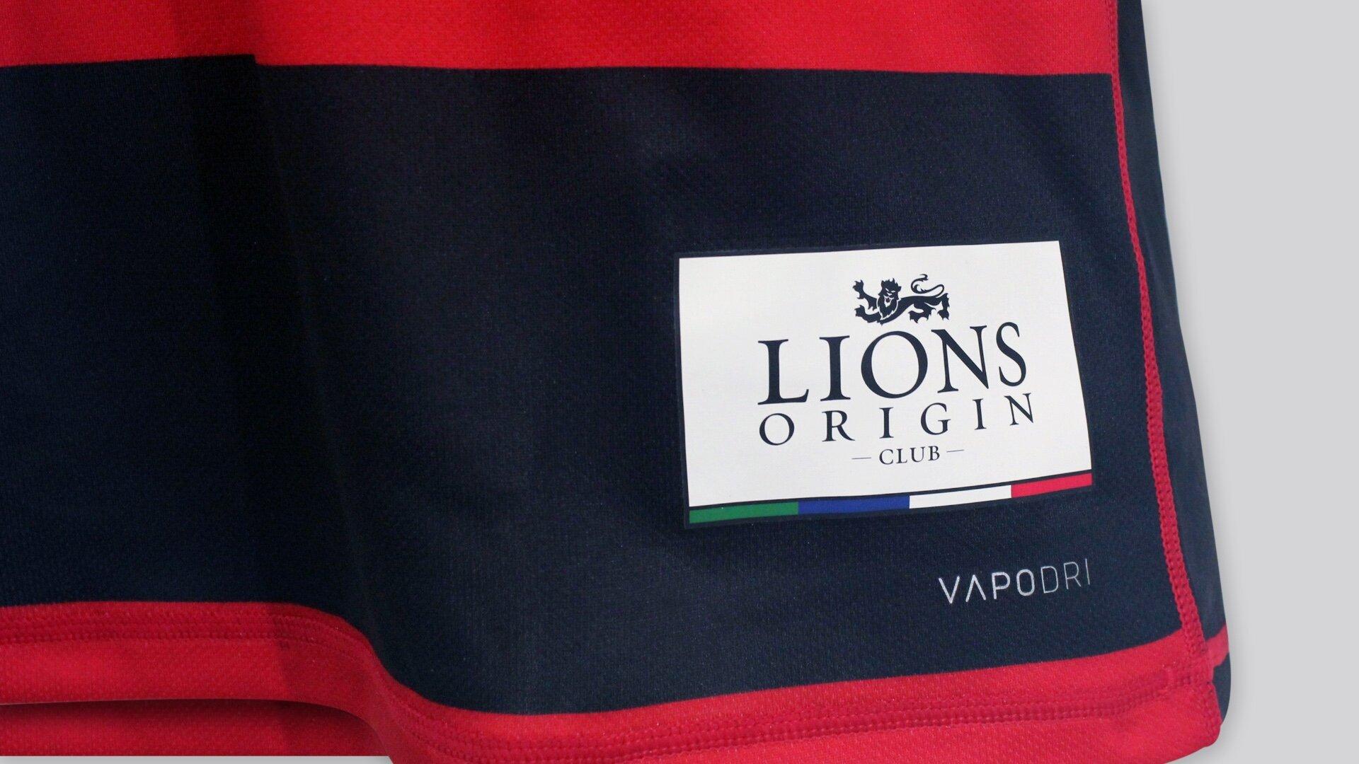 Lions Origin logo