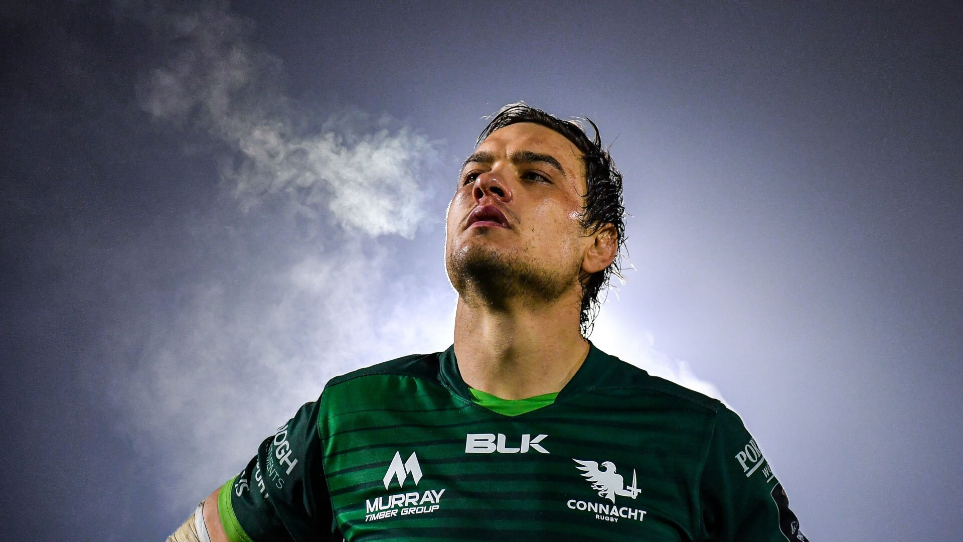 Munster Connacht Quinn Roux