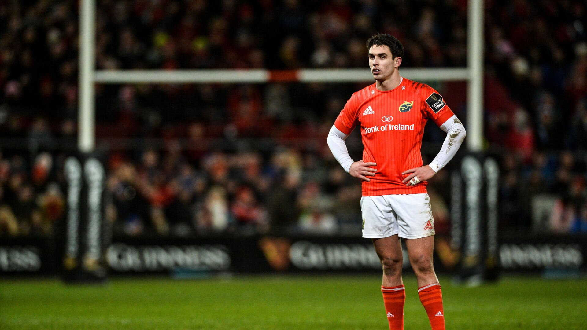 Munster Joey Carbery