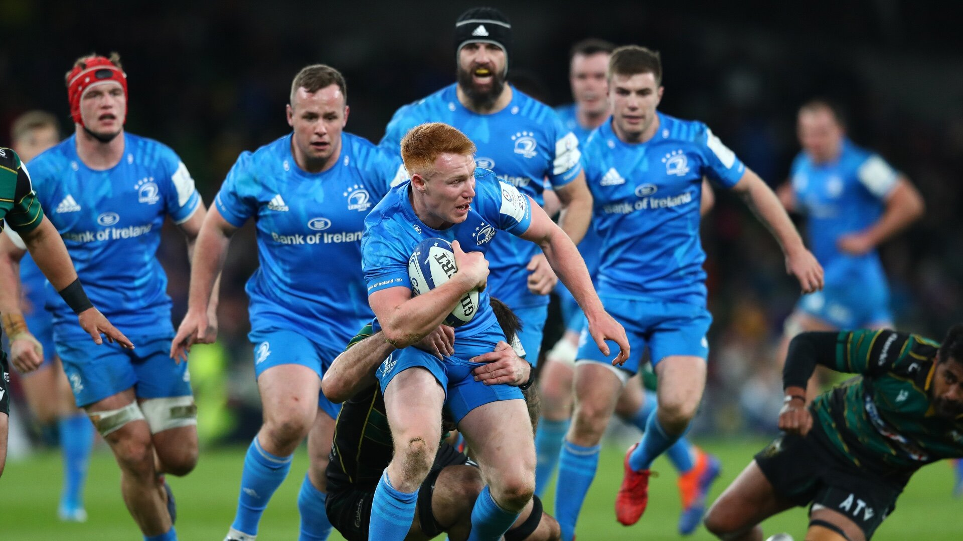 Leinster formidable