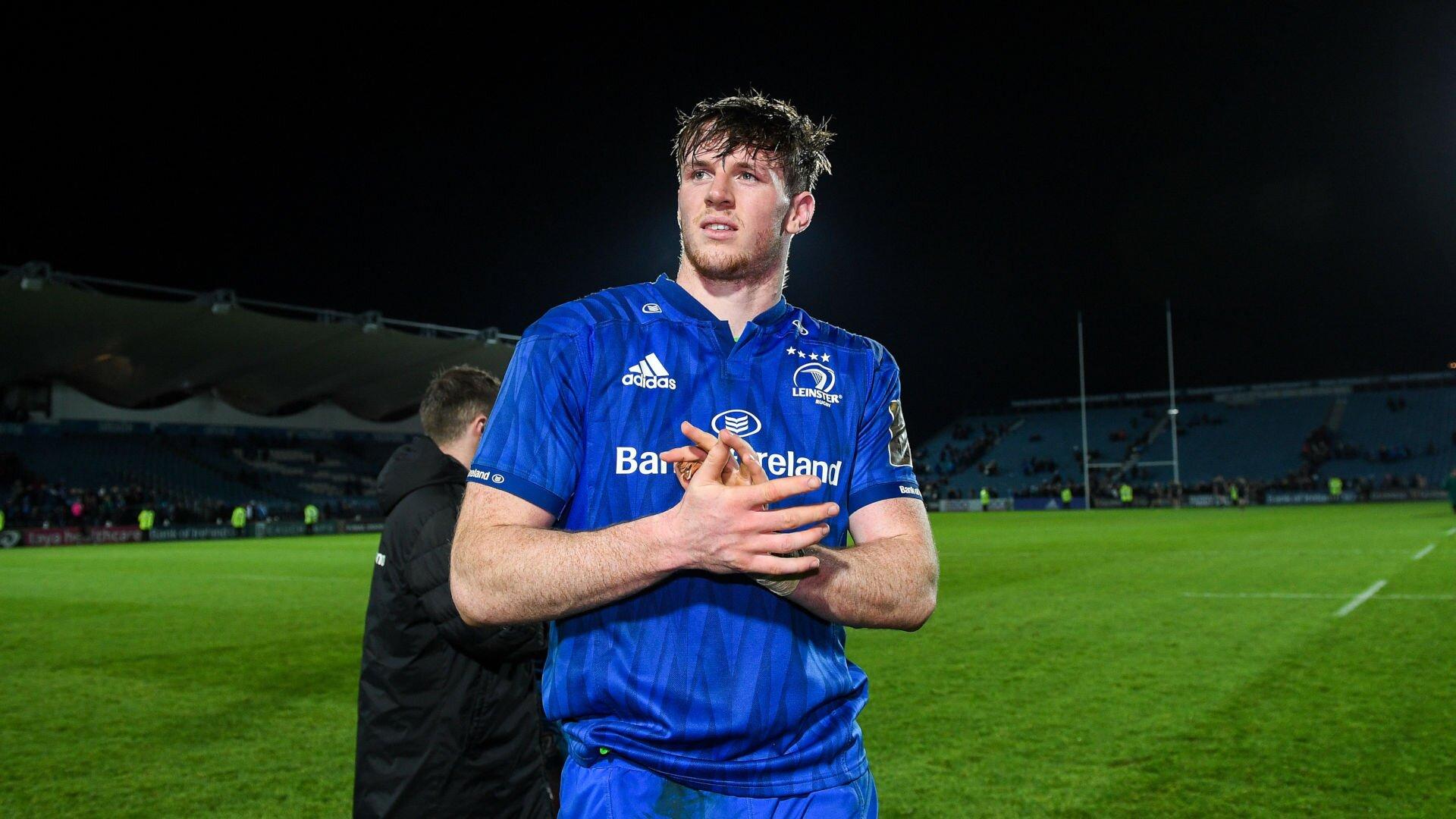 Leinster Ryan Baird