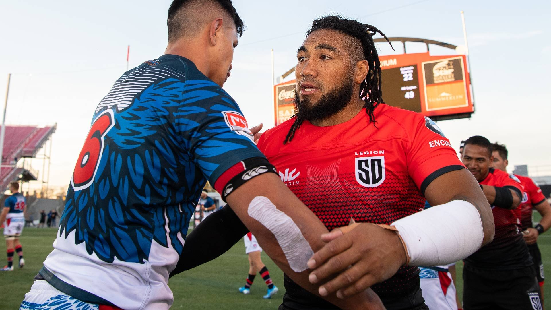 MLR 2020 cancelled Nonu