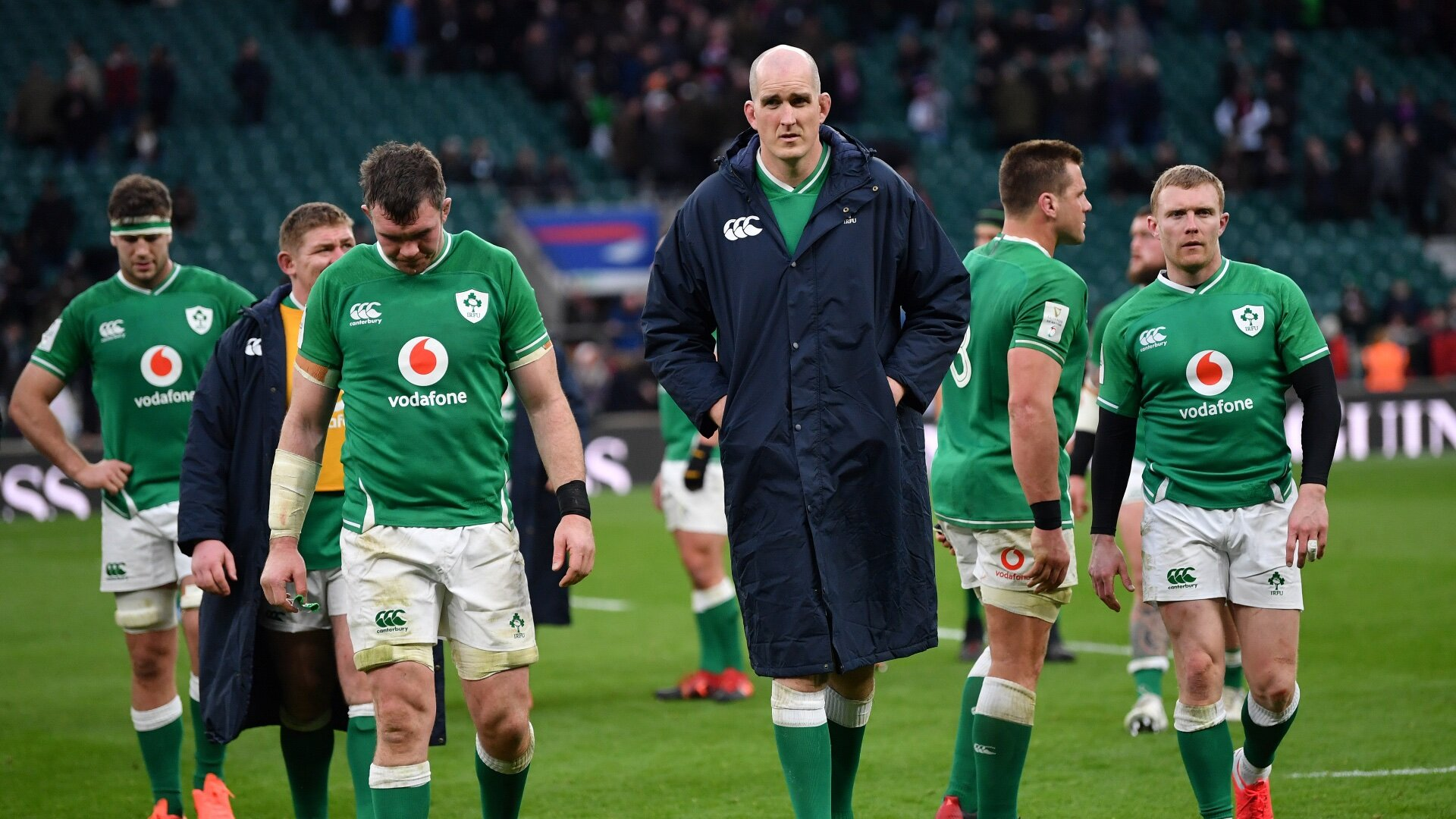 IRFU introduce delayed payments ireland second row
