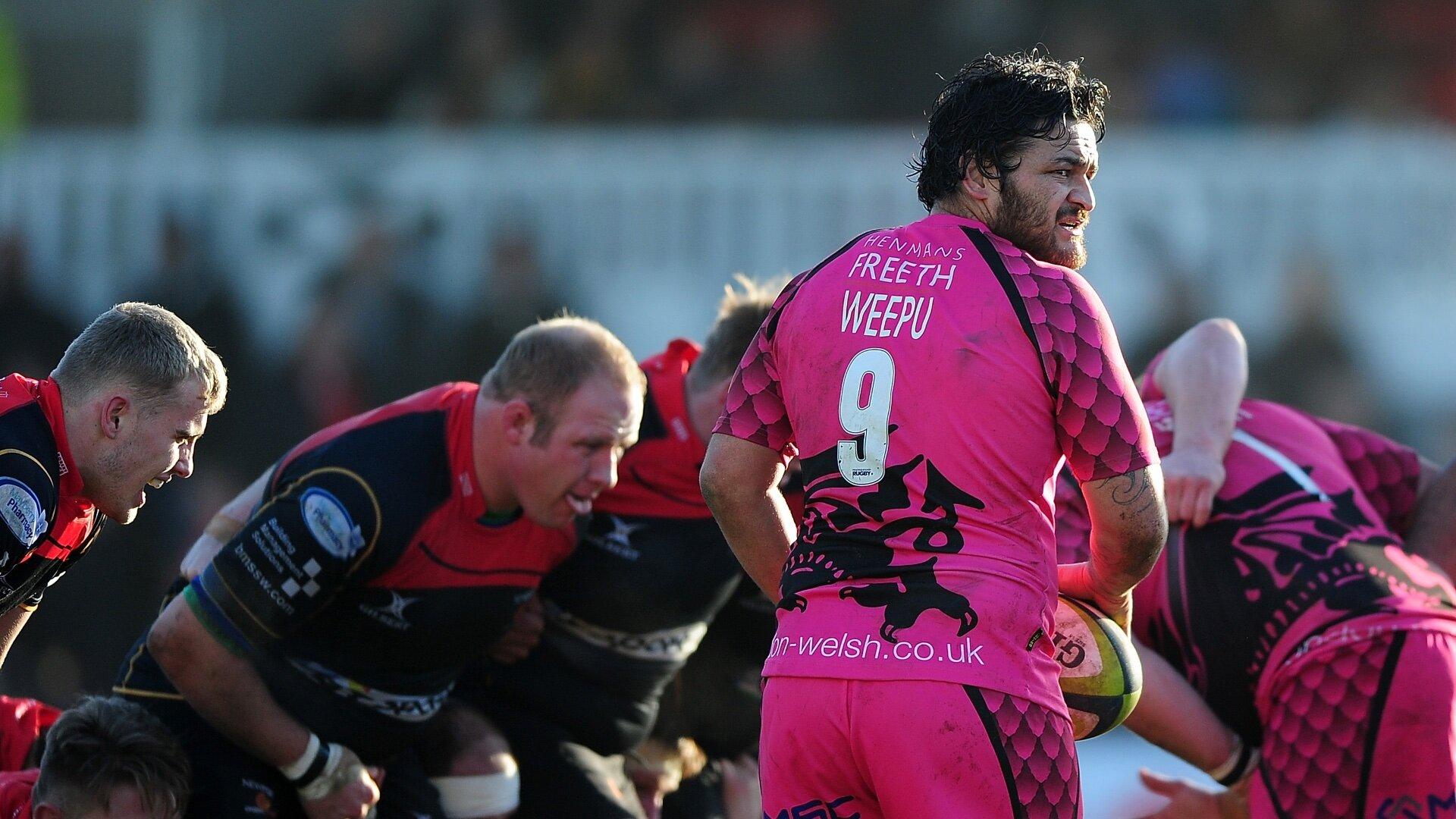 Weepu at Welsh