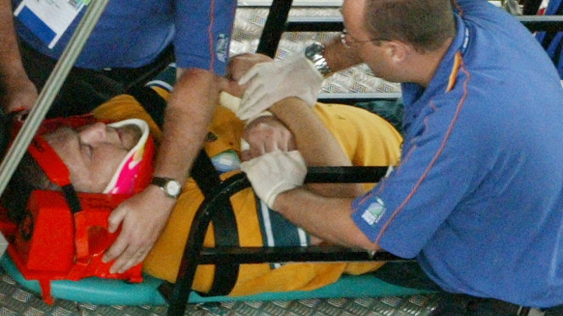 Darwin rugby career finished injury