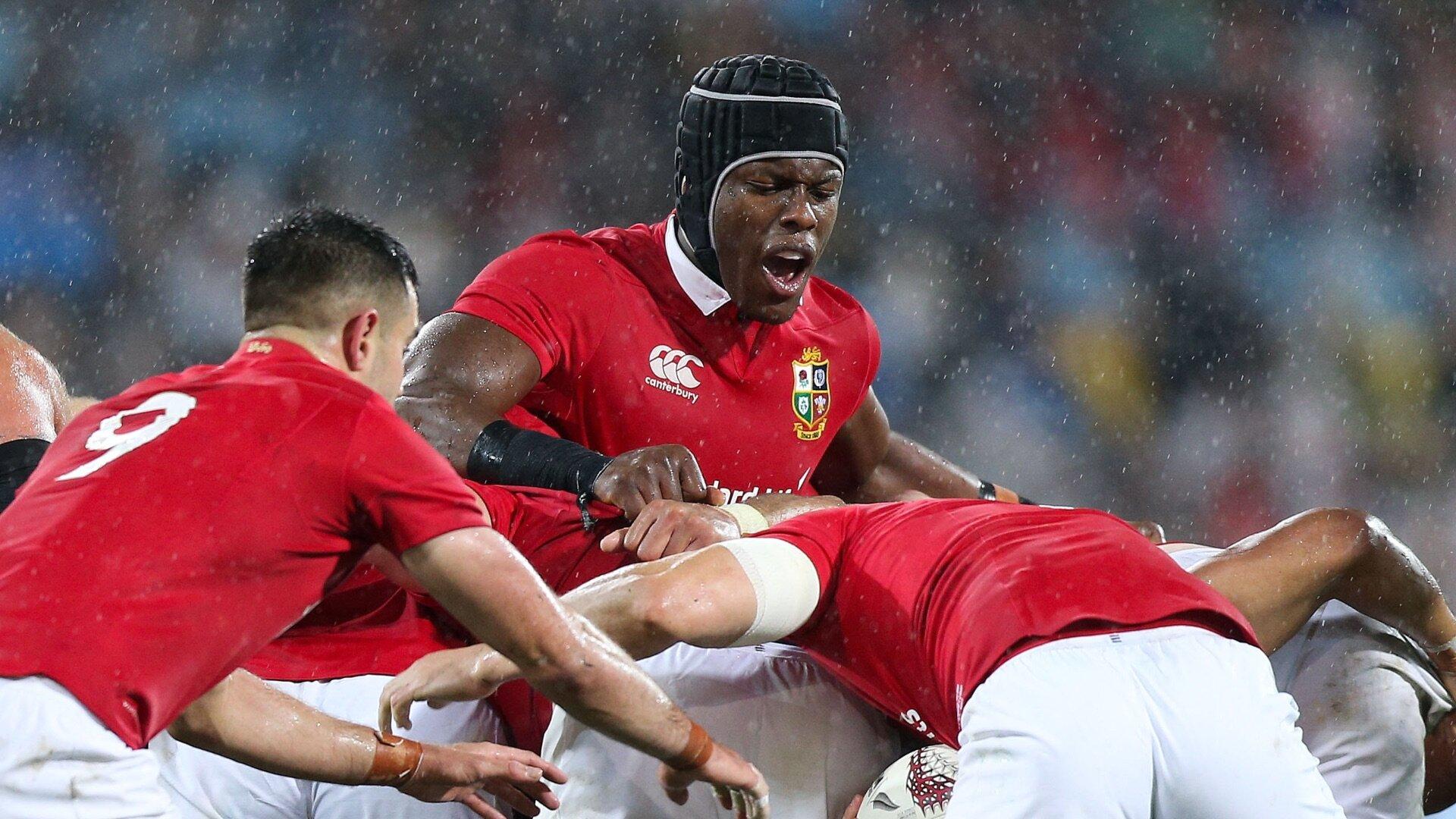 England Lions Itoje