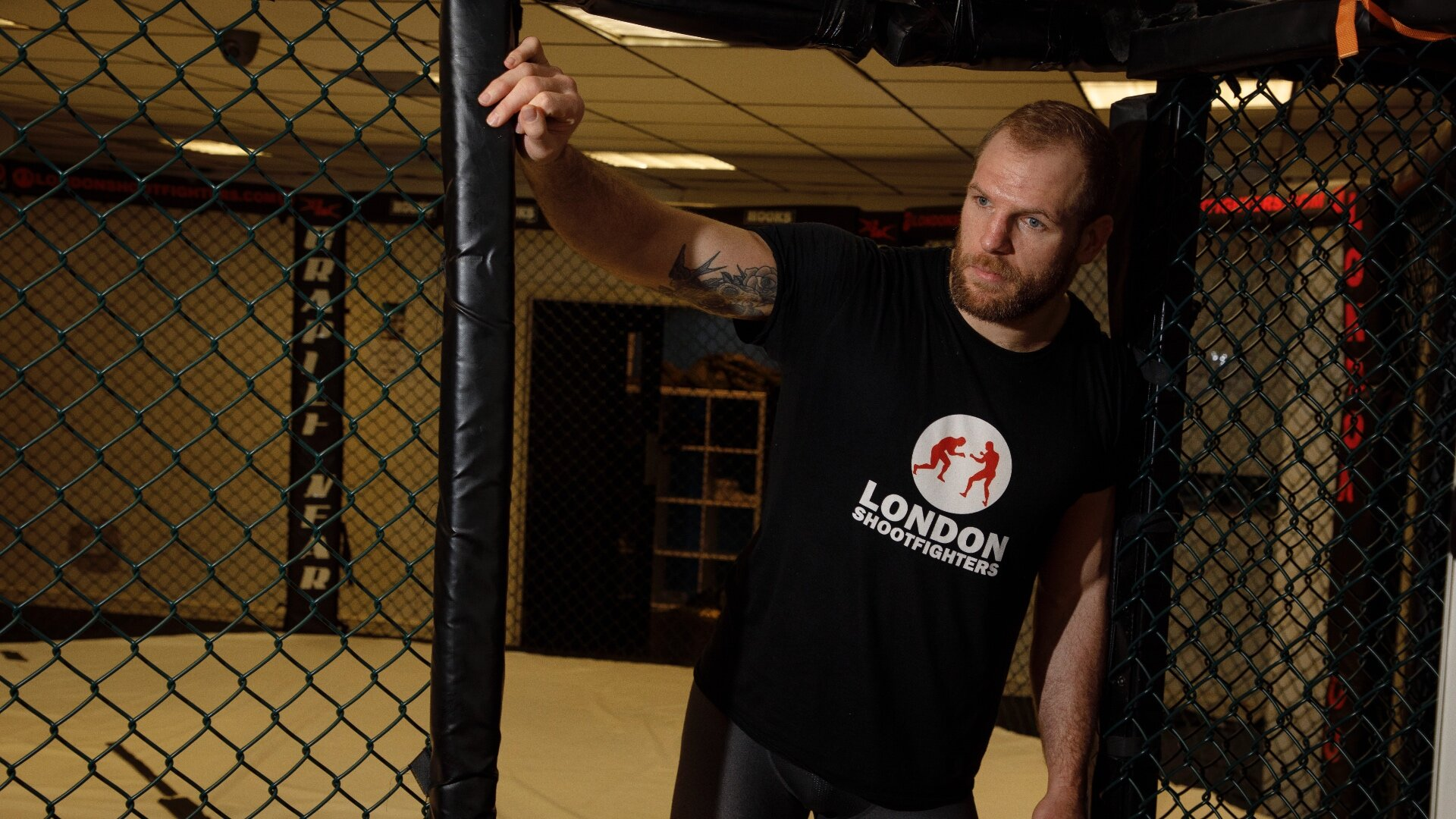 Haskell MMA fighting