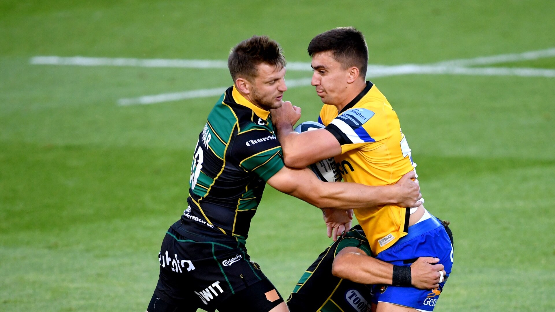 Bath beat Northampton Premiership