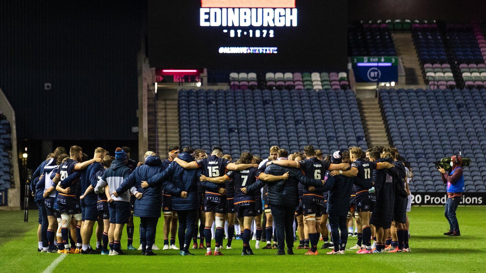 Edinburgh Ulster PRO14 semi-final