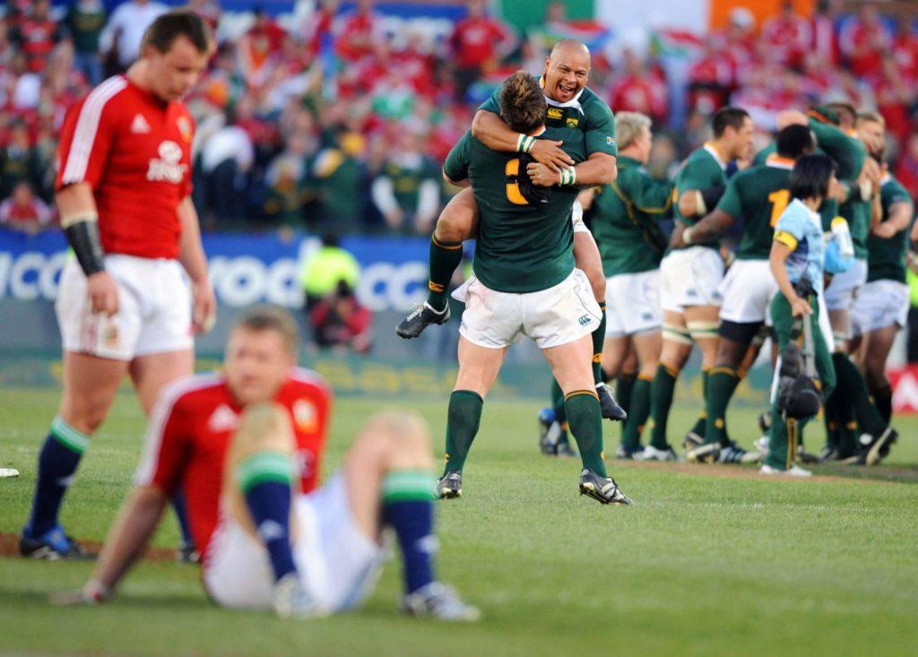 2009 British & Irish Lions Series