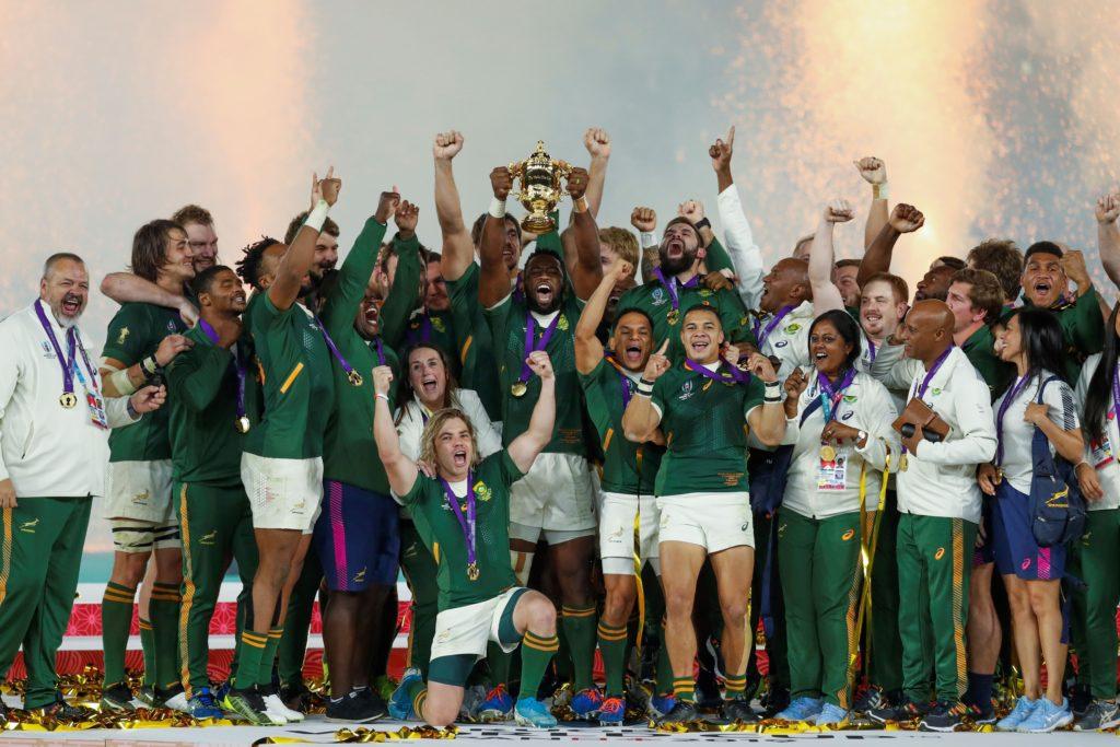 Springboks win World Cup