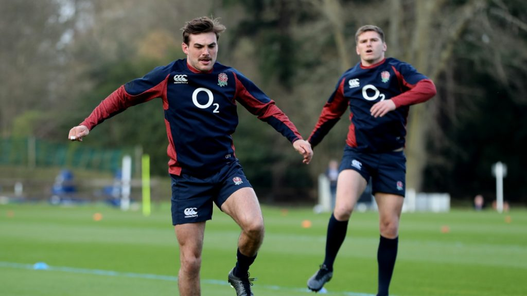 Jones Furbank England Farrell Slade
