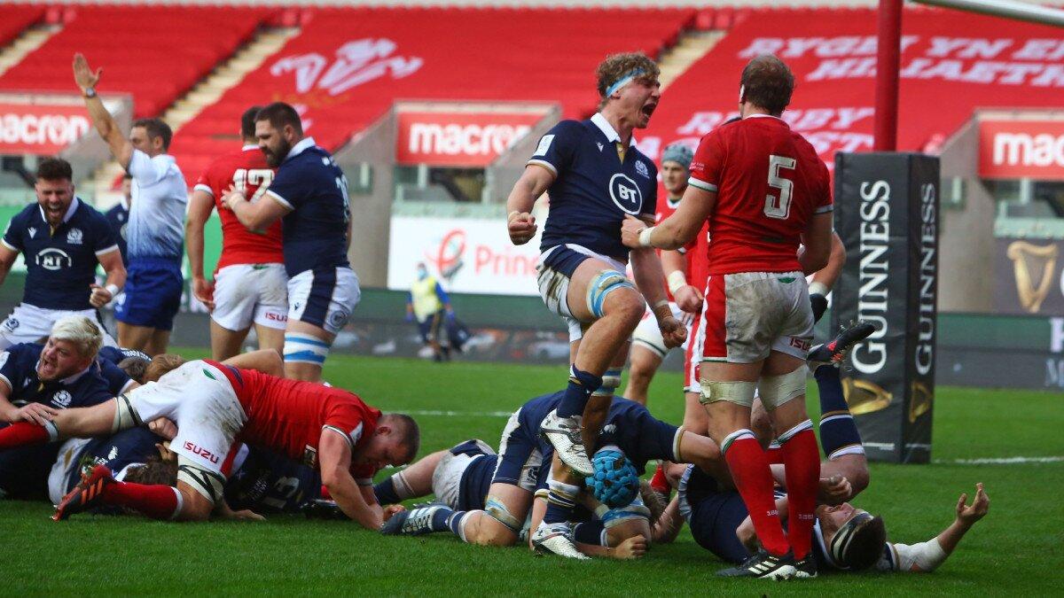 Scotland Wales Six Nations