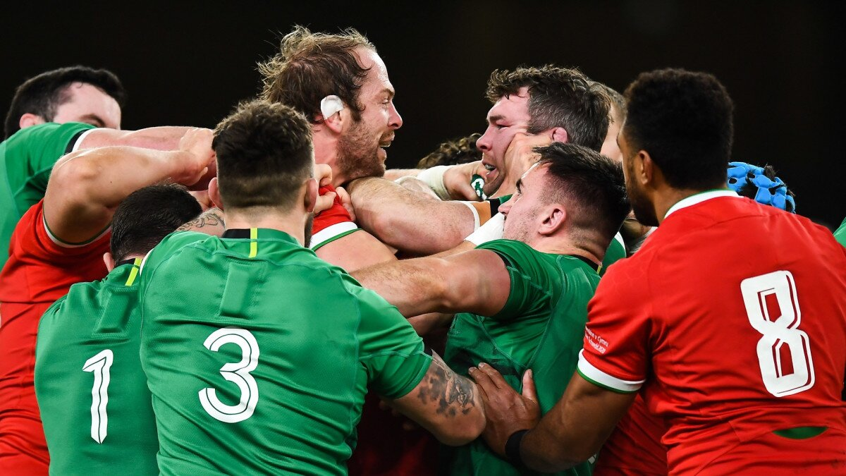 Ireland Wales Nations Cup