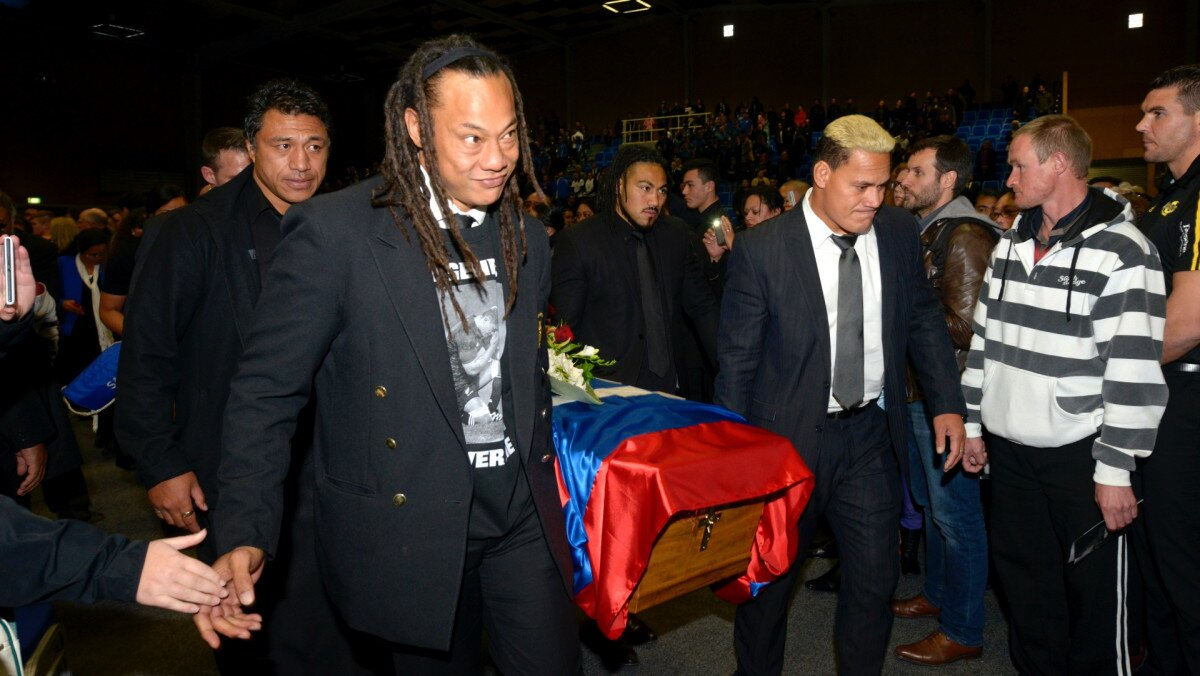 Collins funeral