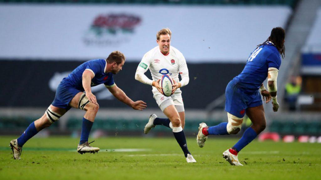 England player ratings France