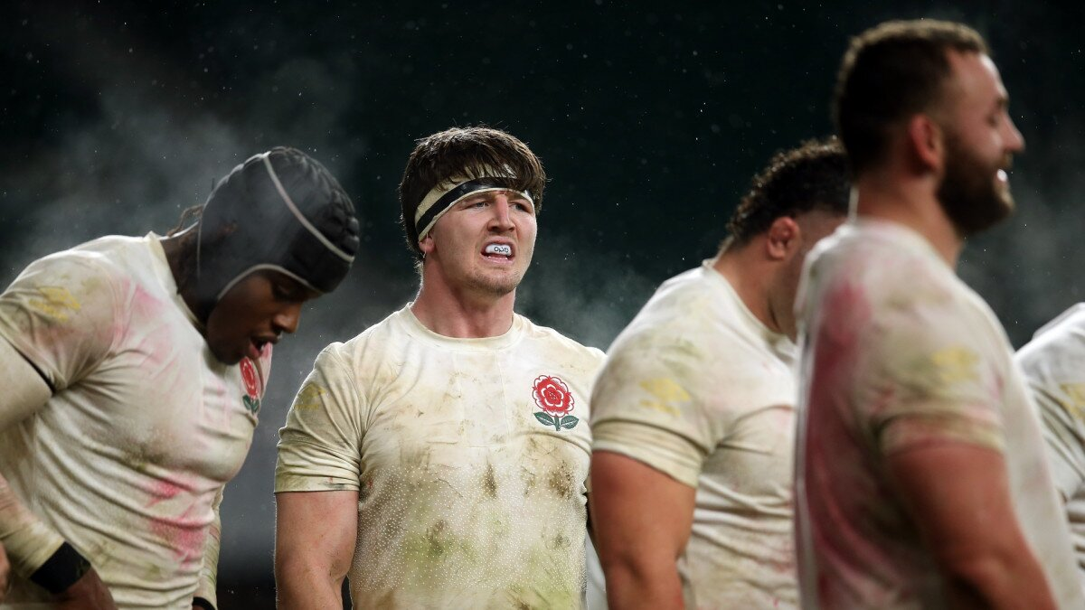 England Jones Rugby Pod