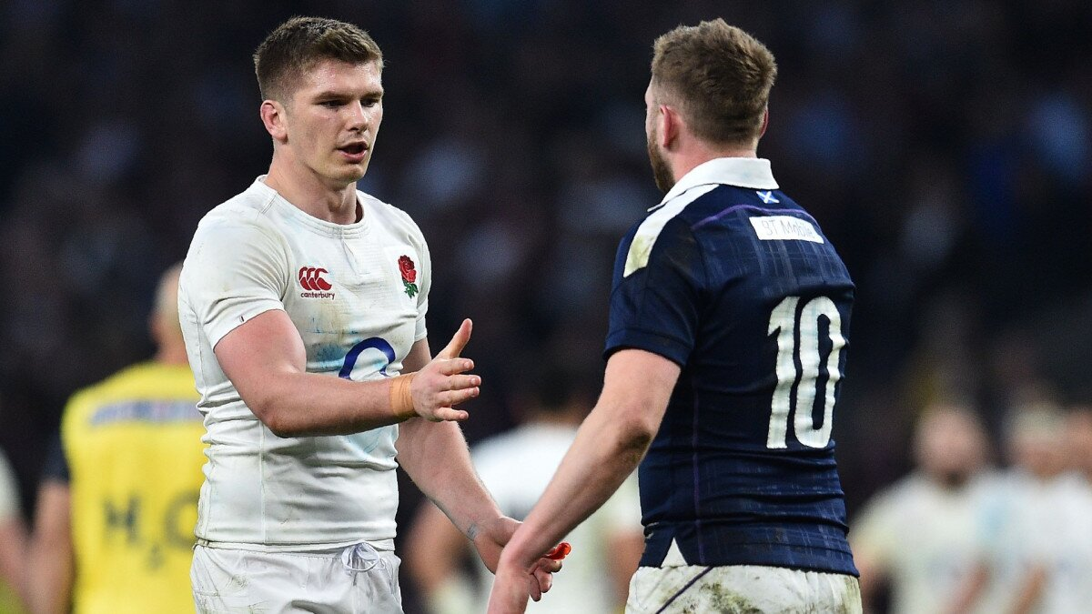 Farrell Russell Six Nations