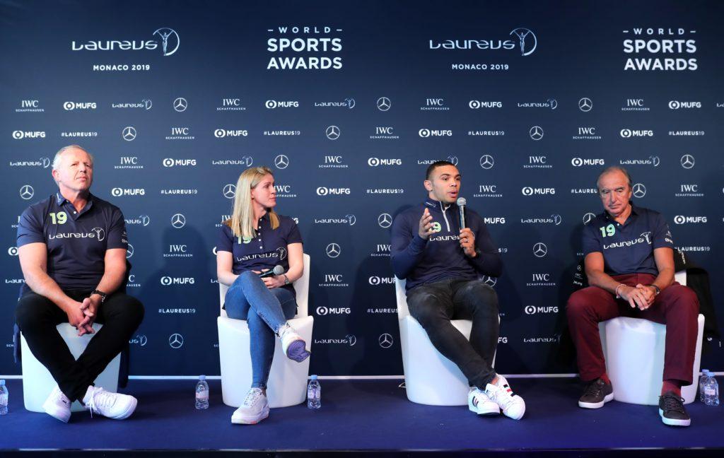 Laureus Sport event