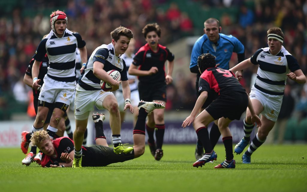 School's rugby