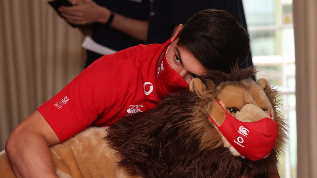 Lions Rees-Zammit