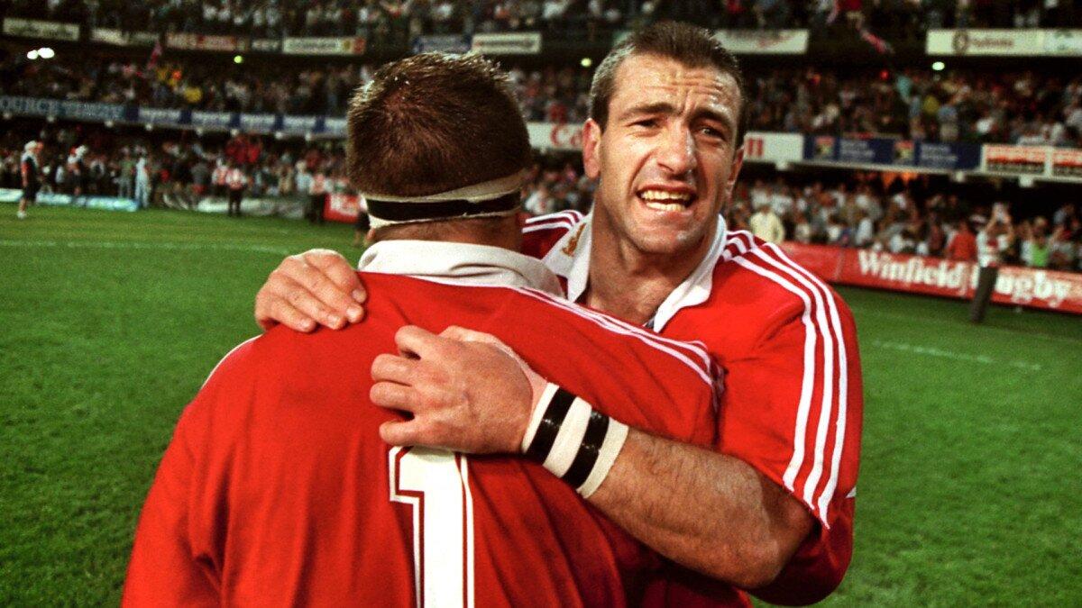 Spirit of Rugby John Bentley