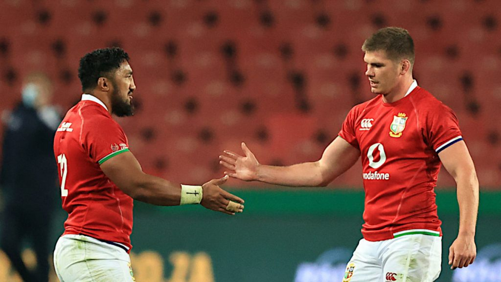 Lions player ratings