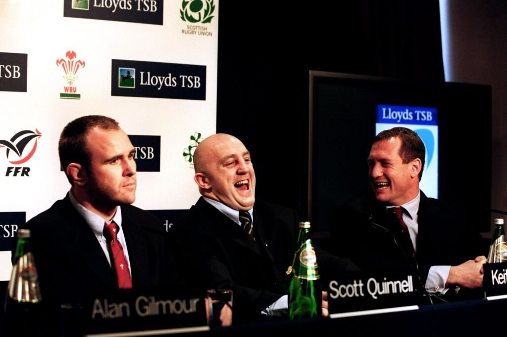 Rugby Union - Launch of the Lloyds TSB <a href=