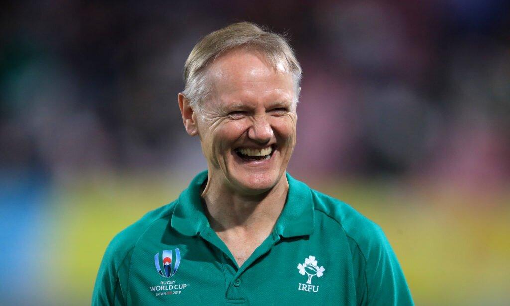 Ireland v Russia - Pool A - 2019 Rugby World Cup - Kobe Misaki Stadium