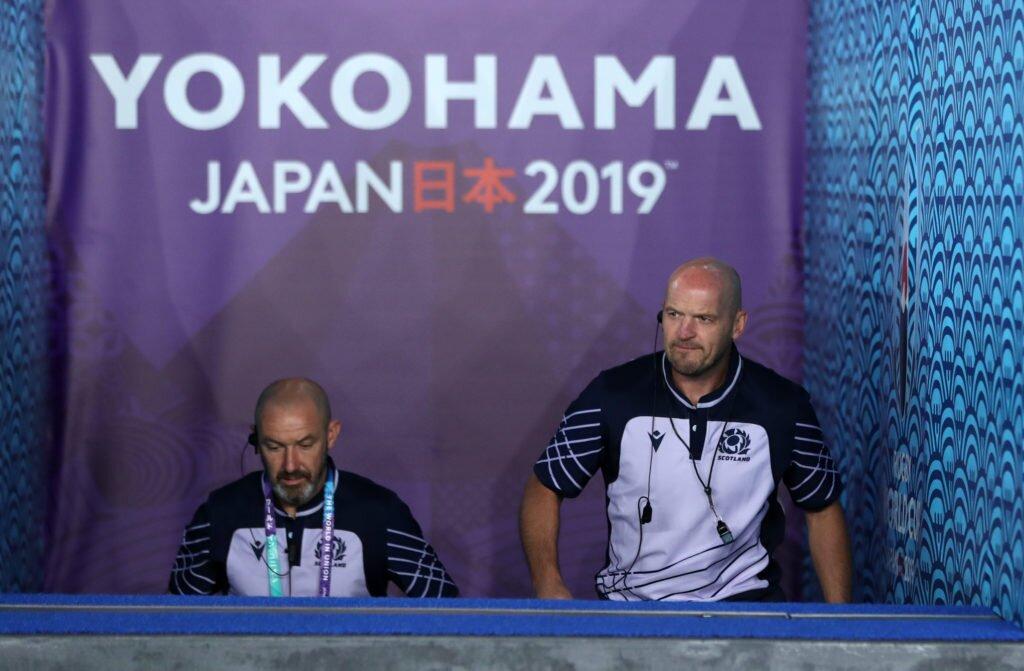 Japan v Scotland - Pool A - 2019 Rugby World Cup - Yokohama Stadium