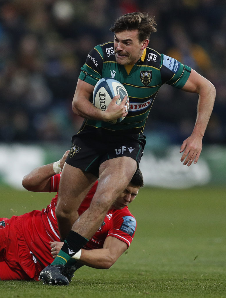Northampton Saints v Leicester Tigers - Gallagher Premiership - Franklin's Gardens