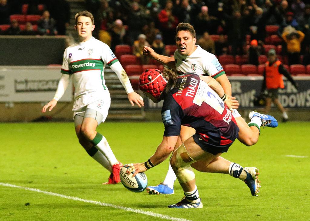 Bristol Bears v London Irish - Gallagher Premiership - Ashton Gate