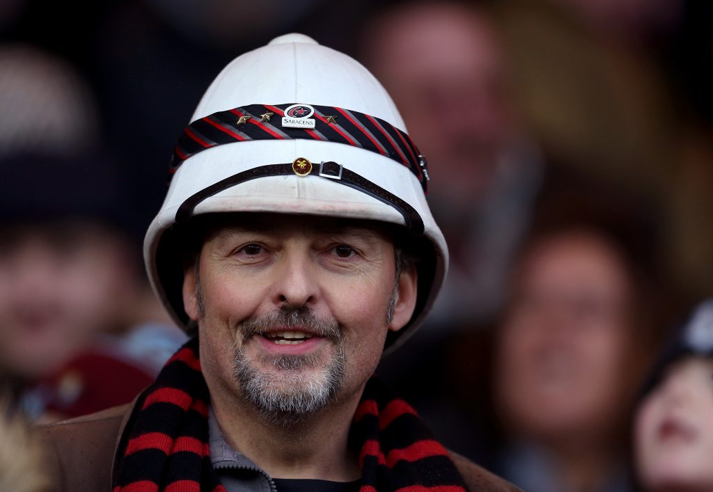 Harlequins v Saracens - Gallagher Premiership - Twickenham Stoop
