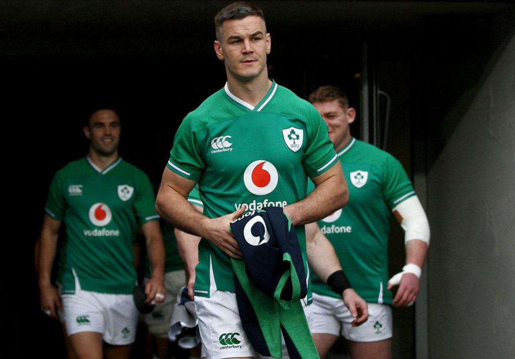 Ireland Captain's Run - Aviva Stadium
