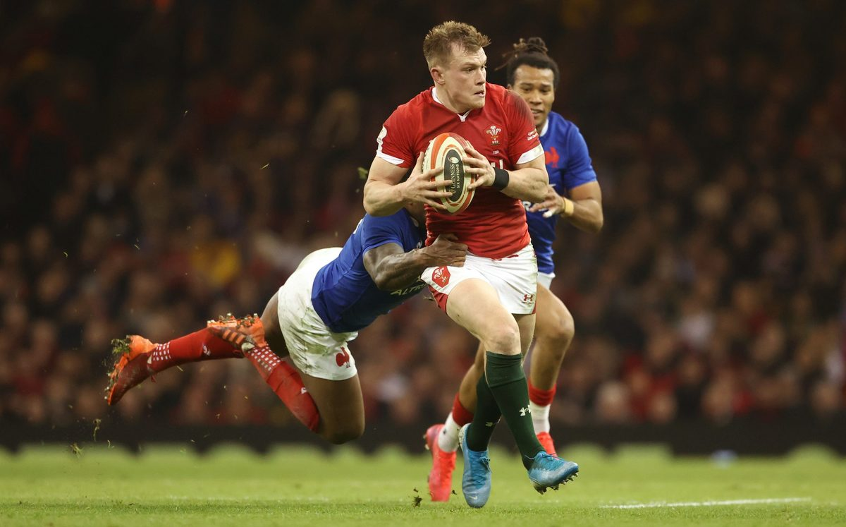 Wales player ratings