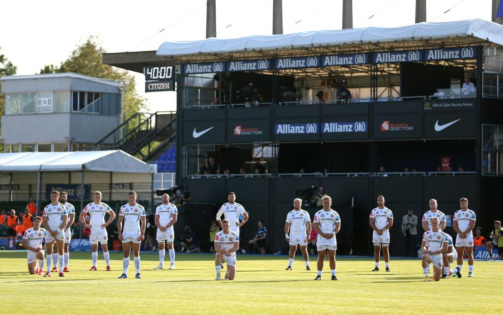 Saracens v Exeter Chiefs - Gallagher Premiership - Allianz Park