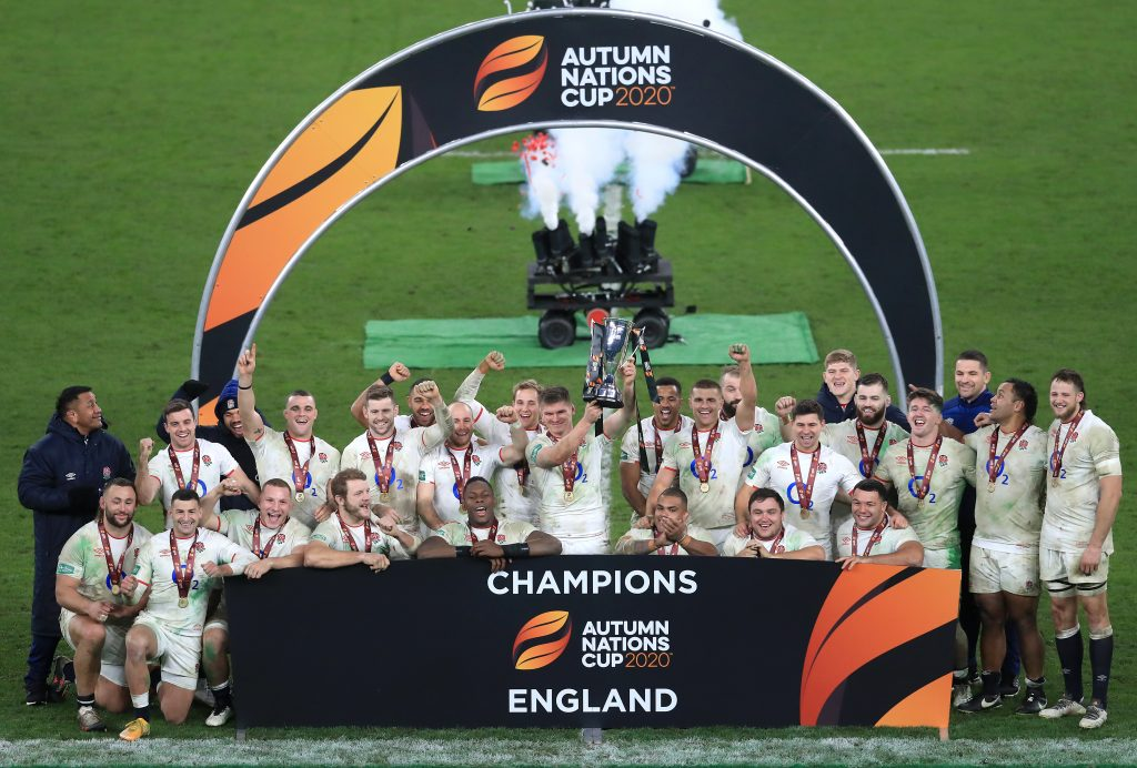 England v France - Autumn Nations Cup - Twickenham