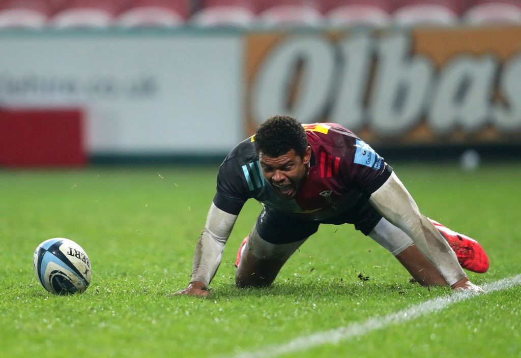 Gloucester Rugby v Harlequins - Gallagher Premiership - Kingsholm Stadium