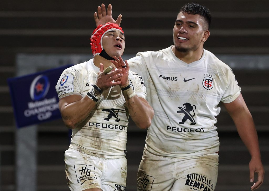 Ulster v Toulouse - European Champions Cup - Group B - Kingspan Stadium