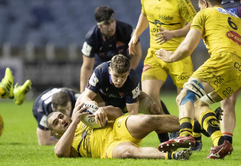 Edinburgh Rugby v La Rochelle - Heineken European Champions Cup - Pool A - BT Murrayfield