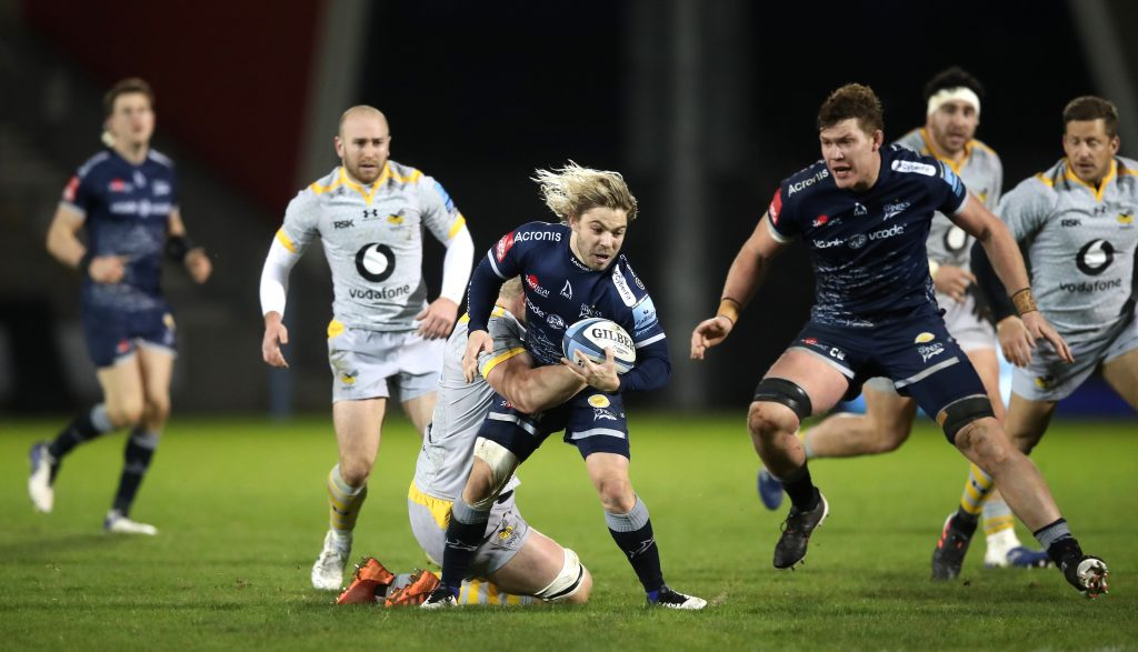 Sale Sharks v Wasps - Gallagher Premiership - AJ Bell Stadium
