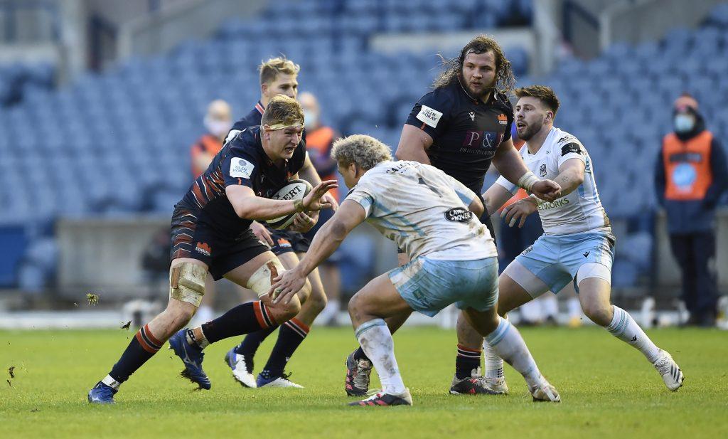 Edinburgh Rugby v Glasgow Warriors - Guinness PRO14 - BT Murrayfield
