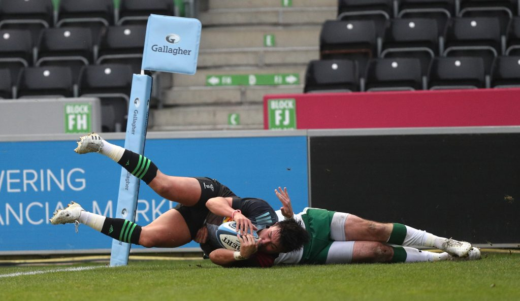 Harlequins v London Irish - Gallagher Premiership - Twickenham Stoop
