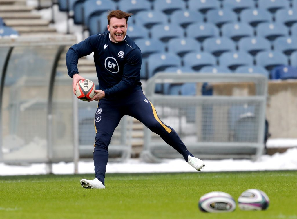 Scotland Training Session - BT Murrayfield Stadium