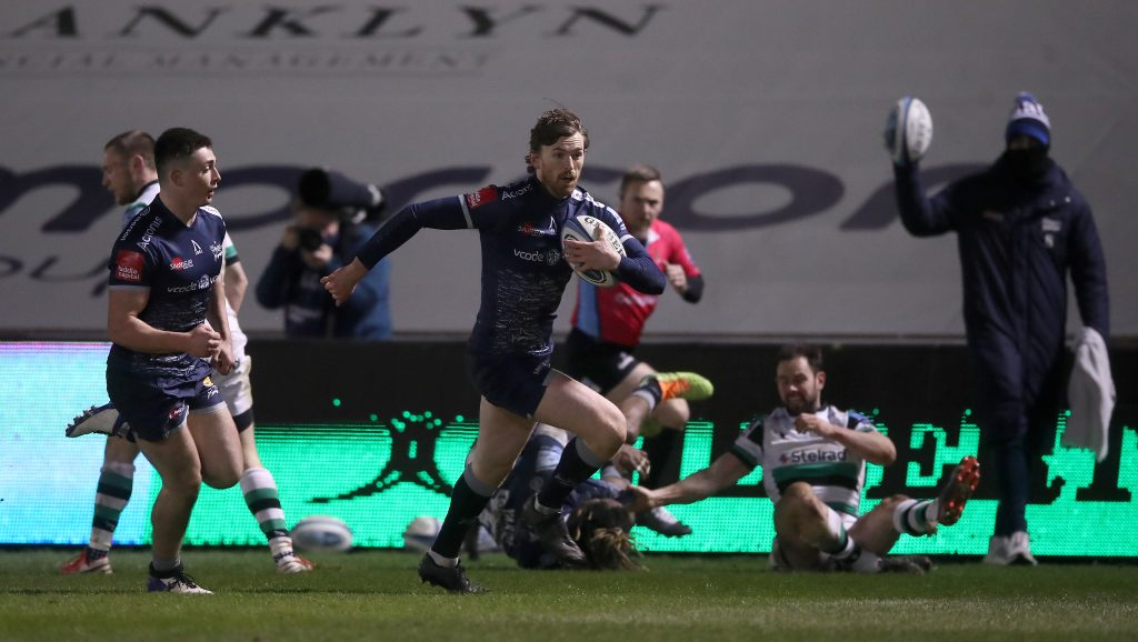 Sale Sharks v Newcastle Falcons - Gallagher Premiership - AJ Bell Stadium